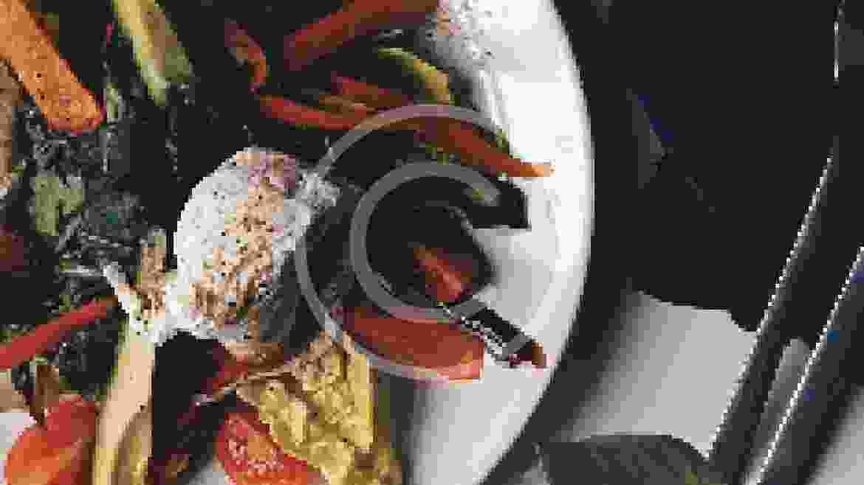 Chicken and Walnut Salad